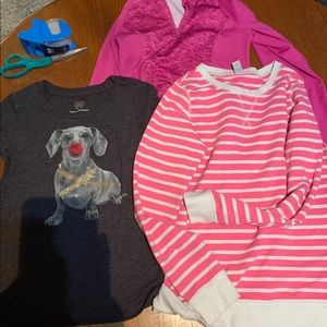 Other - Size 8 lot girls Areopostale gap, crazy 8
